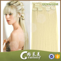 10A silky straight colored clip on hair extensions walmart hair products