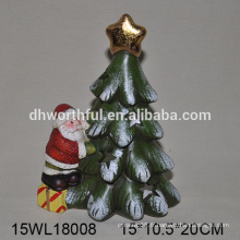 Nouveaux ornements de Noël en céramique