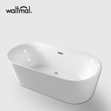 cUPC approved Freestanding Tub in White Color