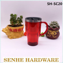 Doppelte Wand-Edelstahl-Wasser-Flasche (SH-SC20)