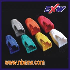 RJ45 Strain Relief Match with EXW Connector