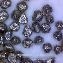 Coated NI industrial synthetic diamond powder for processing resin bond or vitrified bond grinding apparatus