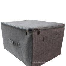Kleideraufbewahrungsbehälter aus Polyestergewebe