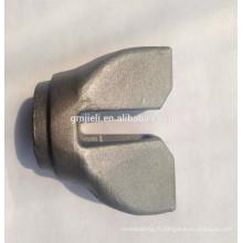Accessoires d'échafaudage en acier au carbone