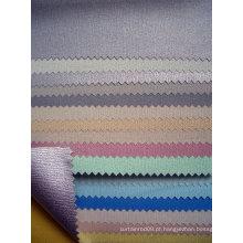 Tecido cego revestido em PVC revestido com metalurgia (LS 09 series)