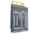Observation Elevator with Glass Door Kjx-104G