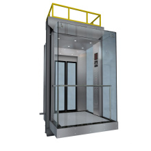 Observation Elevator with Glass Door Kjx-104G