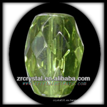 K9 Crystal Chandelier Pendant with Green