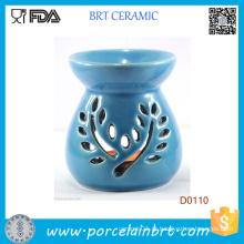 Difusor Aromathrapy Essential Candle Cerâmico Heavy Oil Burner