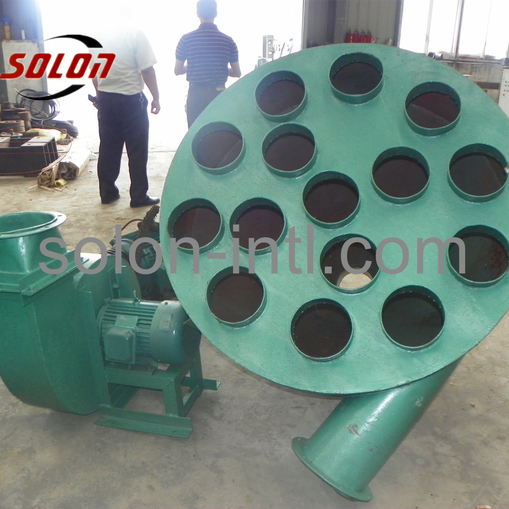 wood pallet crusher for crushing stump,wood pallet crusher