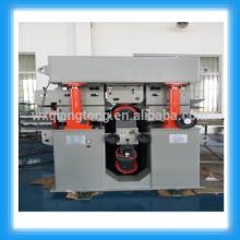 Máquina de calibrar e lixar para painéis de madeira / máquina de lixar 2 cabeças para madeira compensada / MDF