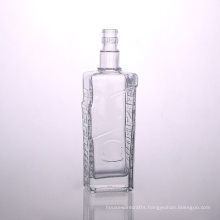Embossment Luxury Wisky Bottle in Stock
