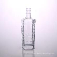 Embossment Luxury Wisky Bottle em estoque