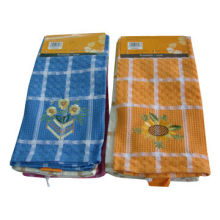 Waffle Kitchen Towels, Made of 100% Cotton, Environment-friendly, Nice Color Fastness
