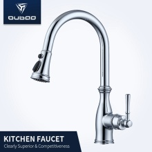 Kitchenaid Accessories Chrome 1-Handle Kitchen Sink Faucet