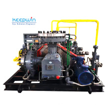 GD-500/20-500 Hydrogen Gas Compressor non-oil lubricate Gas Booster Compressor
