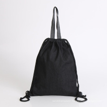 cotton bag with string shopping bag promotional bag
