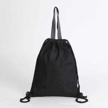 bolsa de algodón con bolsa promocional de cadena de compras