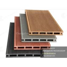 Co-Extrusion ignifuges imperméables WPC Decking Boards