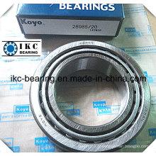 Roulement de moyeu de roue à rouleaux coniques de pièces d'auto Koyo NSK Timken 28985/20 pour Toyota, KIA, Hyundai, Nissan