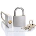stainless steel heavy duty computer key padlock