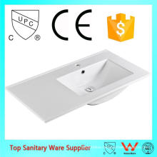 wholesale one piece bathroom sinks
