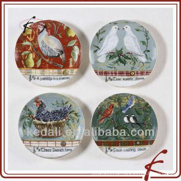 Bester Preis Großhandel Weihnachten Keramik Porzellan Dinner Set Home Decor