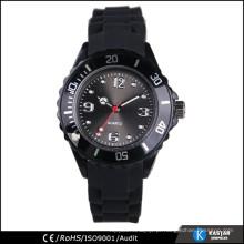 Relogio de relógio de silicone de caso de arma de fogo, preços de relógio japonês