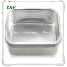 Feuille d'aluminium jetable ustensile culinaire