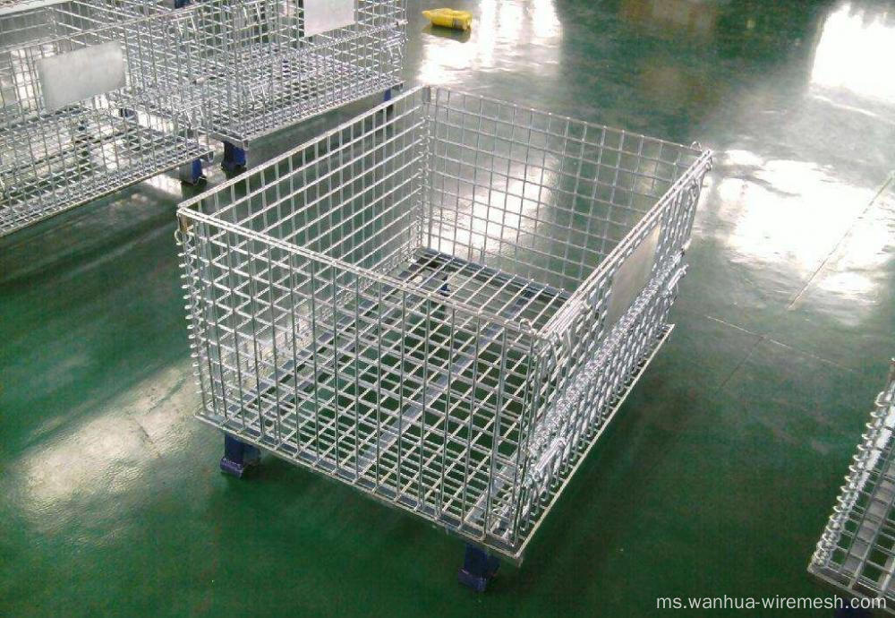 Container Mesh Wire Mobile