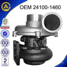Turbo haute qualité 24100-1460 RHC7 pour H06CT