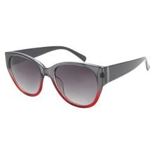 Óculos femininos de proteção antirreflexo HD da moda retrô