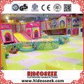 Equipo de parque de atracciones para niños