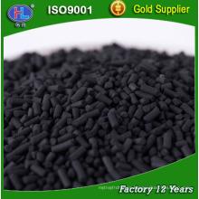 Carbón activado para la adsorción de compuestos orgánicos, compuestos inorgánicos