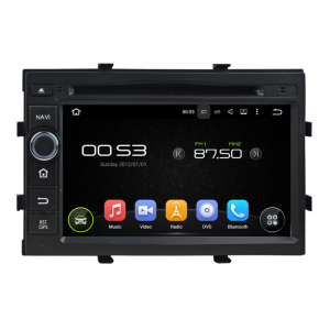 Android 7.1 Car DVD Player For Chevrolet Spin