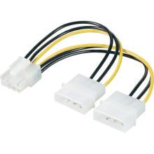 China Hersteller Molex Y Splitter Kabel