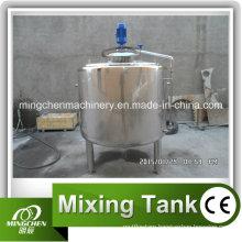 High Shear Emulsifier Tank /Mixing Tank (TUV, SGS, CE certificated)