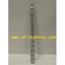 Nouvelle conception remplaçable conjointe conception bricolage narguilé shisha tige
