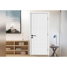Двери для ванных комнат из дерева в современном дизайне