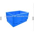 Большой объем твердых поддон коробки оборачиваемости пластиковый разборный