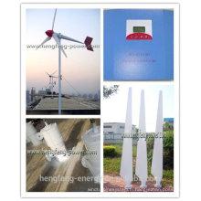 5KW turbines prix 220v électrique générant du vent / vent générateur 5KW pour la maison