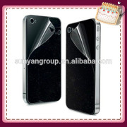 Anti-fingerprints screen protective film with free samples