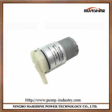 DC mini ménage membrane gonflable électropompe