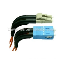 Alibaba Trade Assurance lc-sc angle boot connector FTTH network with cheap price