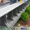 paredes internas pré-fabricadas padrão australianas da fábrica composta de WPC em China