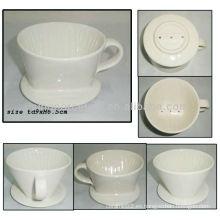 2013 nuevo filtro de café de cerámica más pequeño para BS130301B