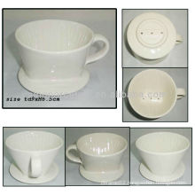 2013 New Smaller Ceramic Coffee Filter For BS130301B
