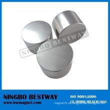 Ímã de suporte de exibição de cilindro de varejo