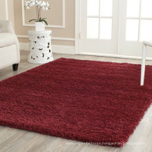 china supplier 100% polyester microfiber high pile bath mat