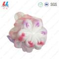 bath shower flower bath sponge for newborn